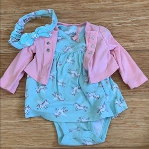 Unicorn child of mine outfit